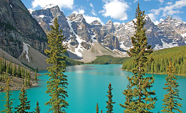 Canadian Rockies Family-Multi-Adventure Tour - Older Teens & 20s