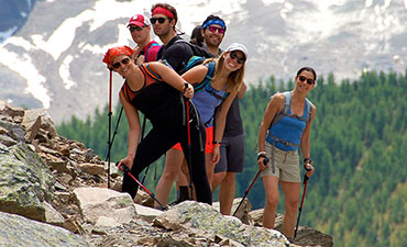 Canadian Rockies Family Multi-Adventure Tour