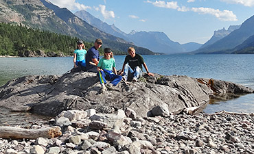 Glacier Montana Multisport Vacations
