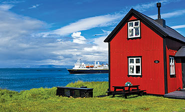 Iceland Ocean cruise multi-adventure tour