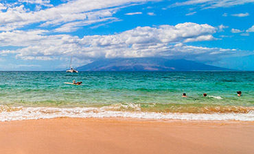 Maui and Lanai family multisport adventure tour