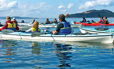 San Juan Islands Multisport Vacations