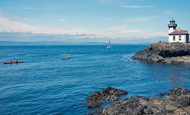San Juan Islands Vacations
