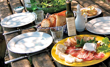 Tuscany Italy Active Culinary Walking & Hiking Tour