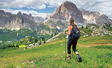Dolomites Walking Vacations