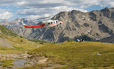 Canadian Rockies Heli-Hiking Thumb