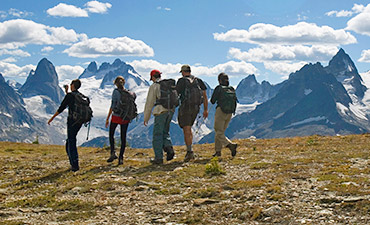 Canadian Rockies Heli-Hiking Thumb