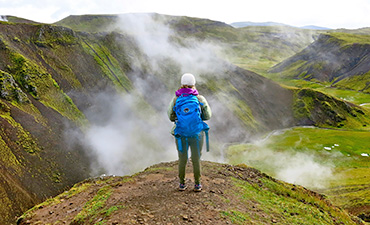 Iceland Ocean Cruise walking tour