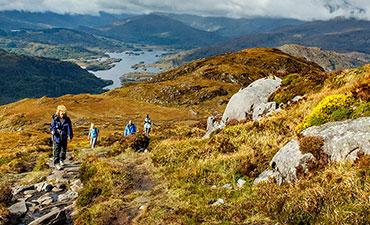 Ireland Walking Vacations