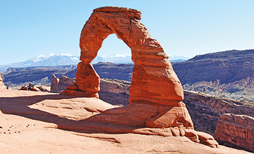 Utah and Colorado Walking and Hiking Tour