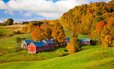 Vermont Walking Tour