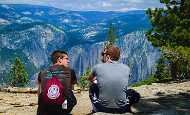 Yosemite Family Walking & Hiking Tour - Older Teens & 20s
