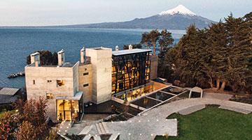 Hotel AWA, Chile