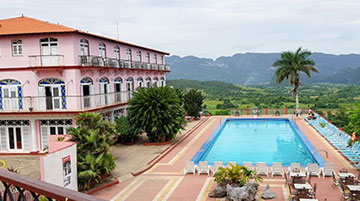 Vinales Hotel, Cuba