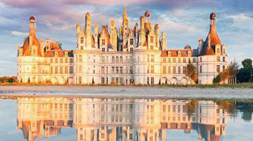 Relais de Chambord, Loire Valley, France