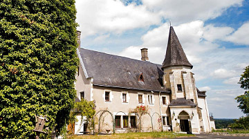 Chateau Le Prieure, Loire Valley, France