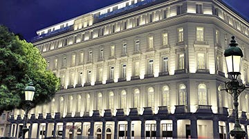 Gran Hotel Manaza Kempinksi La Habana, Cuba