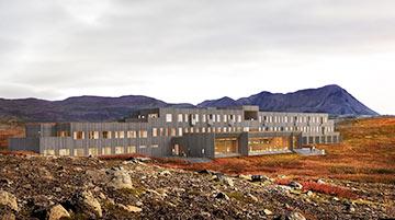 Fosshotel Myvatn