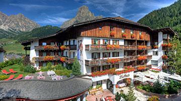 Hotel La Perla, Italy
