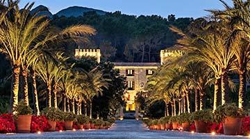 Hotel Castell Son Claret, Spain