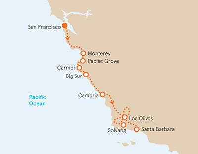 Central Coast California