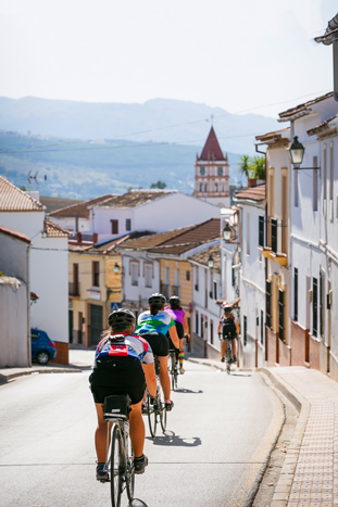 Andalucia Spain Bike Tours