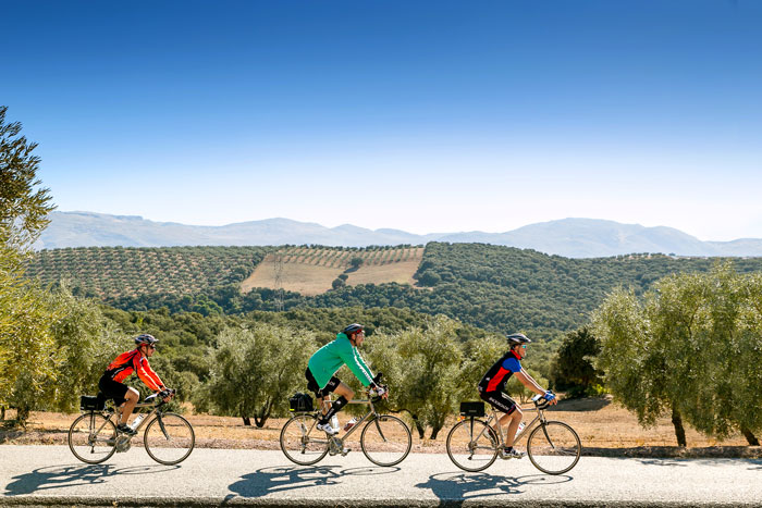 Cycling in Andalucia, Spain - Backroads