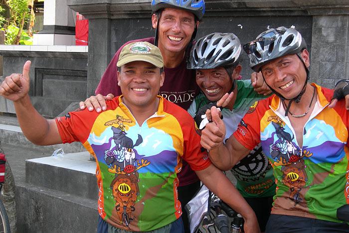 Bali Family Bike Tour