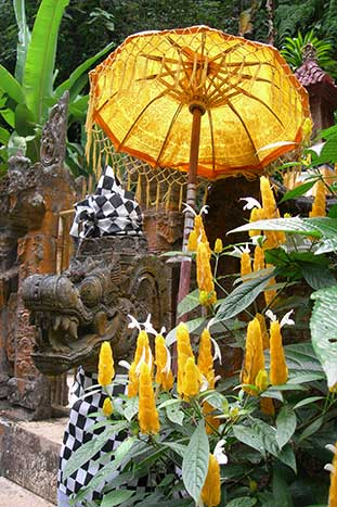 Temples, Bali