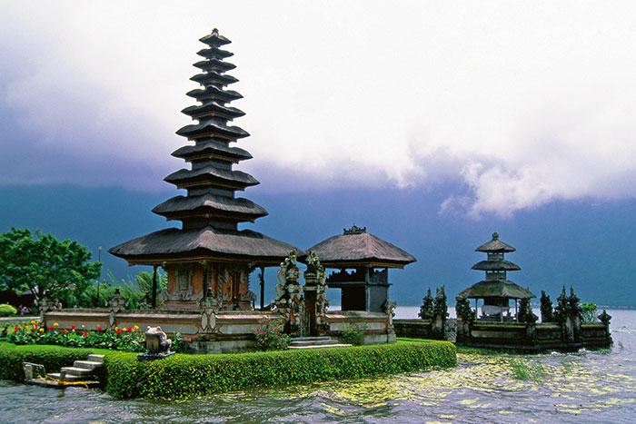 Temple - Backroads Bali Family Bike Tour