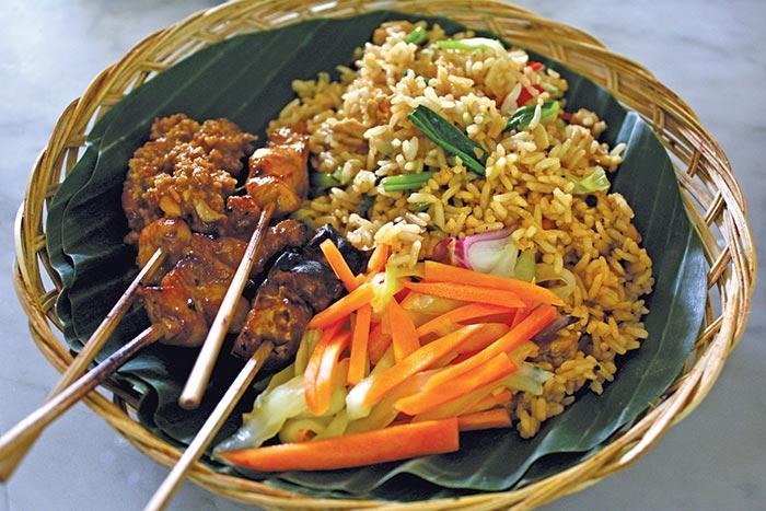 Food - Backroads Bali Family Bike Tour