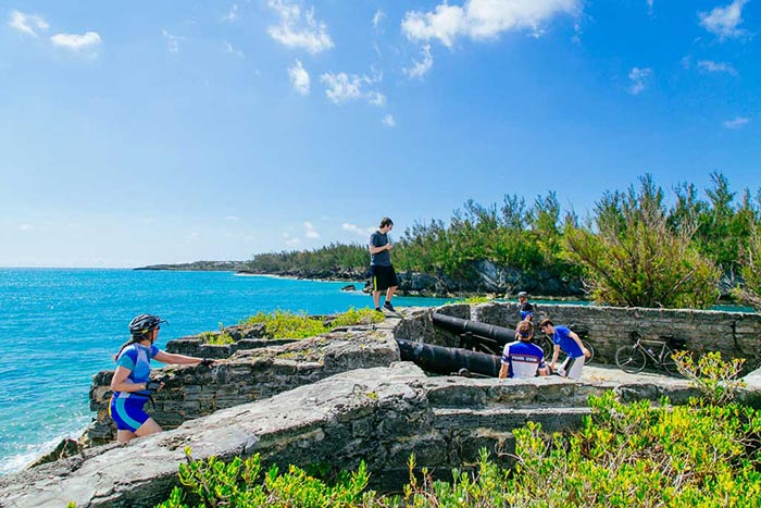 Bermuda Family Bike Tour