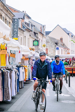 Brittany and Normandy Bike Tour