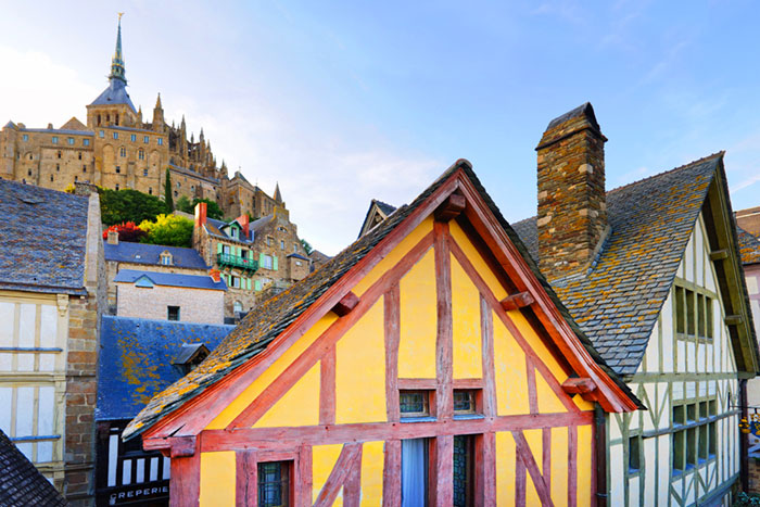 Brittany & Normandy, France