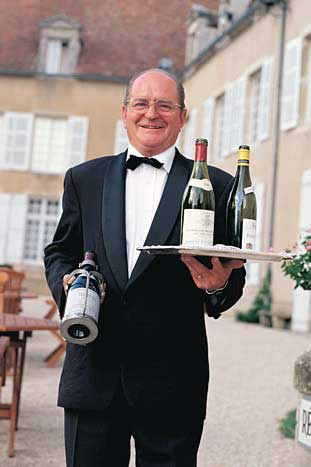 Burgundy, France Wine