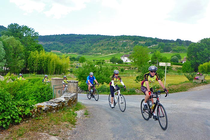Burgundy & Chablis Bike Tours