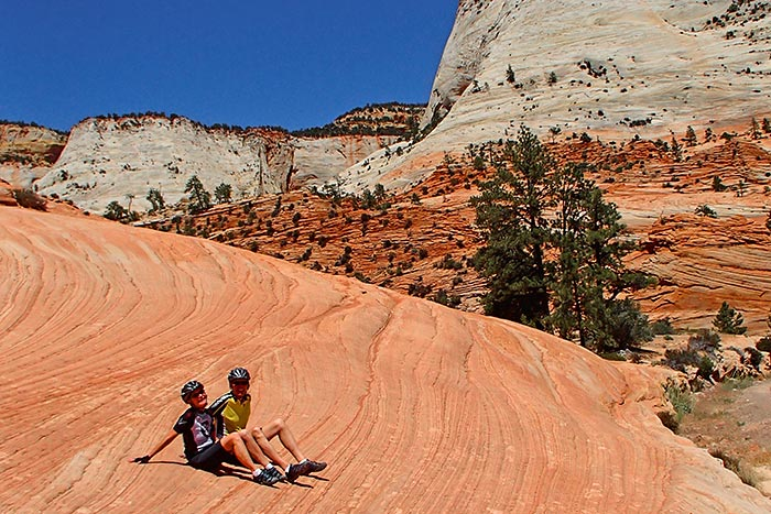 Zion National Park Bike Tours