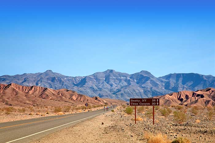 Death Valley Bike Tours