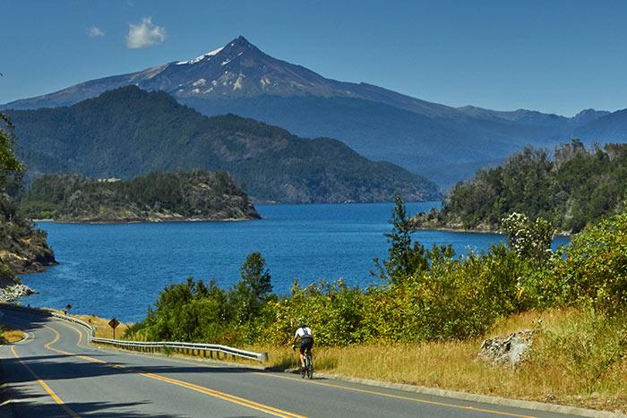 Cycling - Chile Lake & Volcano District Bike Tour