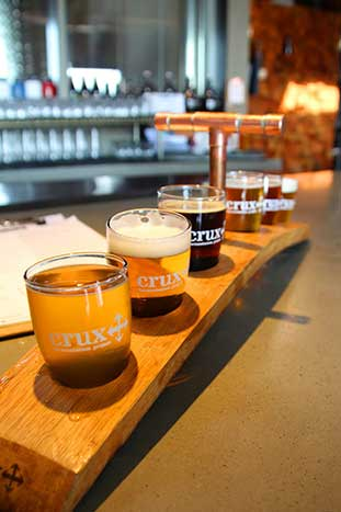 Crux Brewery, Bend, Oregon