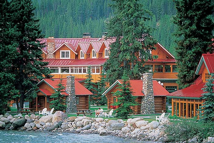 Post Hotel, Lake Louise