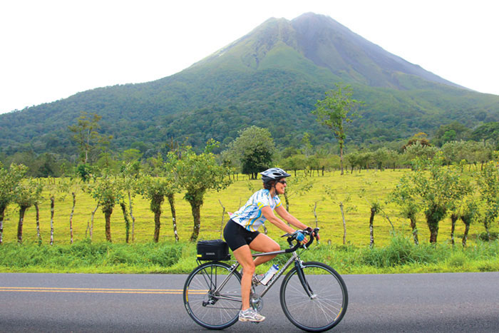 Costa Rica Bike Tour