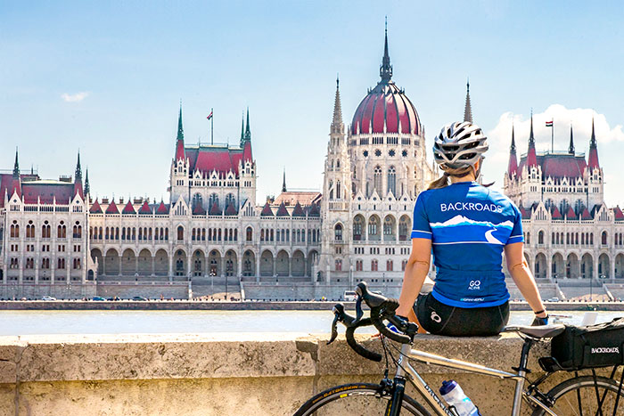 Backroads Danube River Cruise Bike Tour