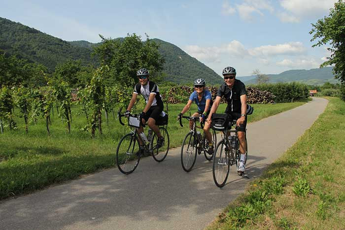Backroads Danube River Cruise Family Bike Tour