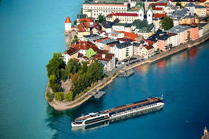 Danube River Cruise Family Bike Tour European River