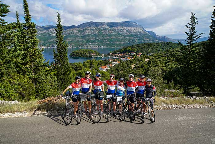 Dalmatian Coast, Croatia Bicycle Tour