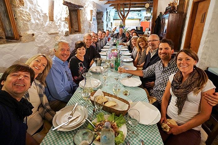 Dining Dalmatian Coast