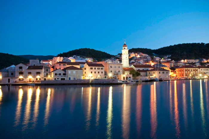 Croatia Dalmatian Coast Bike Tour