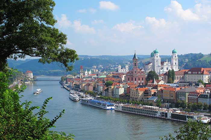 Backroads Danube River Cruise full ship charter