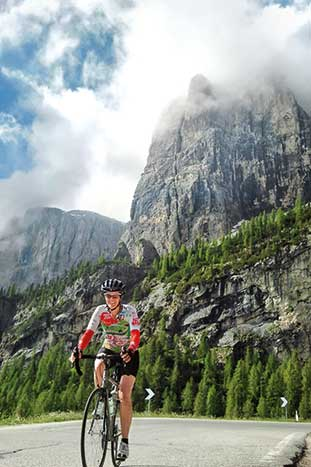 Dolomites, Italy Bike Tour